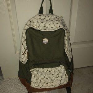Brand new backpack